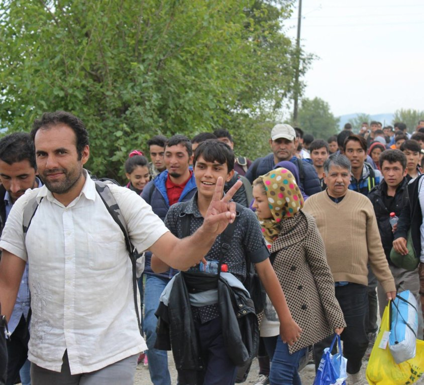 Support to Mostly Syrian Refugees Both in Camps and En-route in Serbia, FYROM and Greece