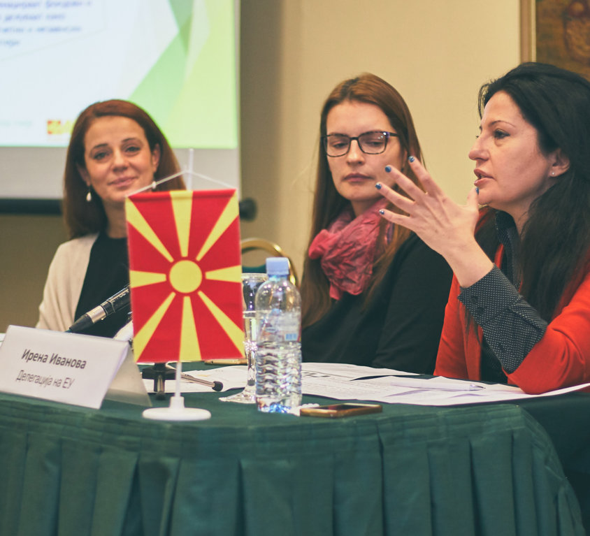 Improving the Macedonian CSOs Active Participation in Decision-Making Process through the Empowerment of Grass-Root CSOs