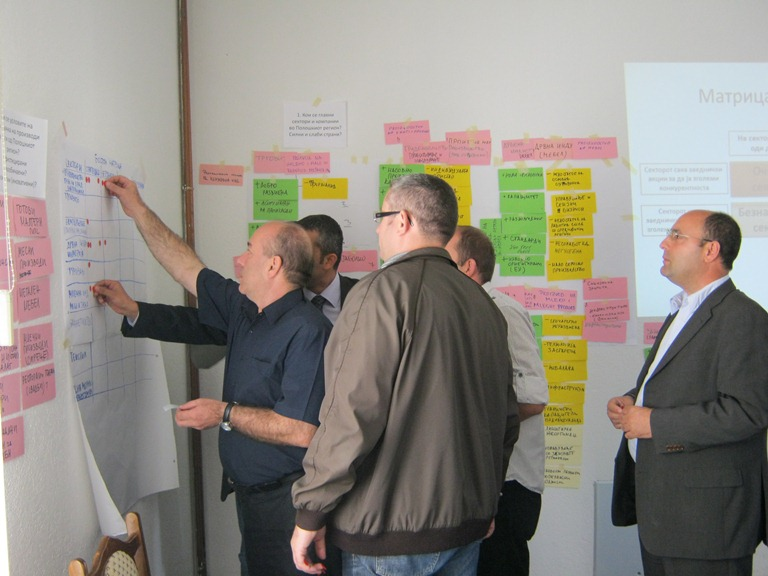 Implementation of the PREDA Plus Business Plan for 2011